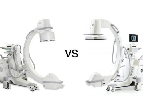GE OEC 9900 Vs GE OEC Elite & Elite CFD C-Arm Comparison