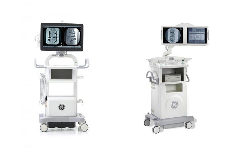 9900 vs Elite Monitor Cart Comparison