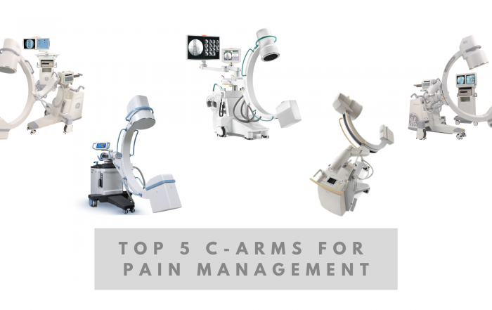 Top 5 C-Arms For Pain Management