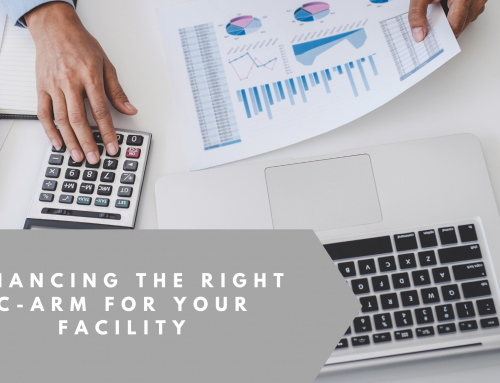 Financing The Right C-Arm For Your Facility