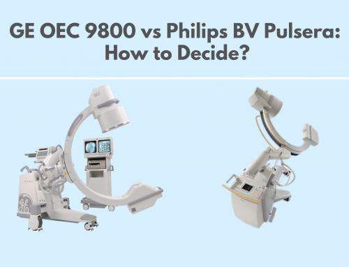 GE OEC 9800 VS Philips BV Pulsera: How to Decide?